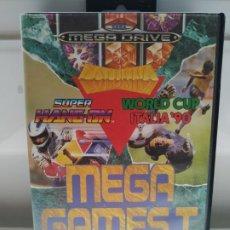 Videojuegos y Consolas: MEGA DRIVE - MEGA GAMES I. Lote 240611945