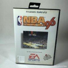 Videojogos e Consolas: VIDEOJUEGO SEGA - MEGA DRIVE - NBA LIVE 96 + CAJA + INSTRUCCIONES. Lote 240905865