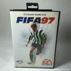 Videojogos e Consolas: VIDEOJUEGO SEGA - MEGA DRIVE - FIFA 97 + CAJA. Lote 240910190