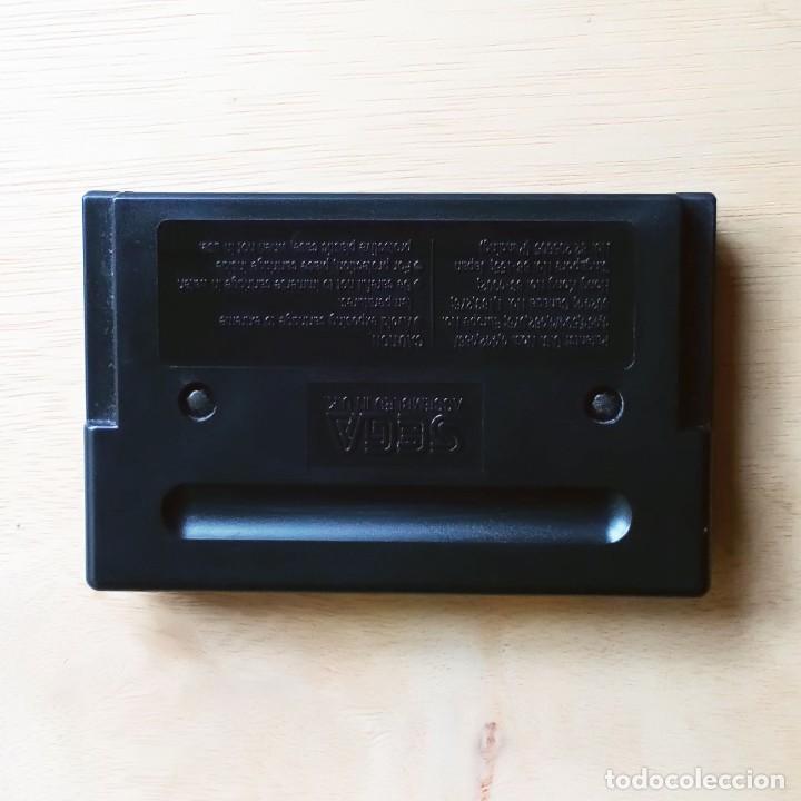 Videojuegos y Consolas: Consola / Sega Mega Drive 1 Megadrive 16 bits PAL 1990 (Con 2 Mandos, Scart para TV y 6 Juegos) - Foto 12 - 241208885