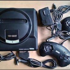 Videojuegos y Consolas: CONSOLA / SEGA MEGA DRIVE 1 MEGADRIVE 16 BITS PAL 1990 (CON 2 MANDOS, SCART PARA TV Y 6 JUEGOS). Lote 241208885