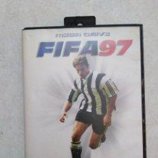 Videojuegos y Consolas: FIFA 97,SEGA MEGA DRIVE. Lote 241536090