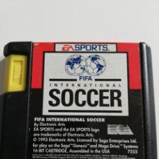 Videojuegos y Consolas: FIFA INTERNACIONAL SOCCER PARA MEGA DRIVE. Lote 242482380