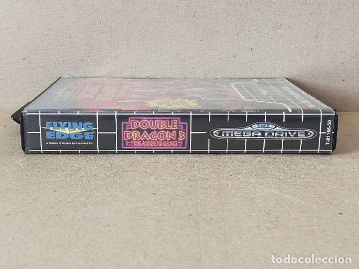 Videojuegos y Consolas: JUEGO SEGA MEGADRIVE MEGA DRIVE: DOUBLE DRAGON 3 THE ARCADE GAME --- SIN INSTRUCCIONES - Foto 5 - 243625700