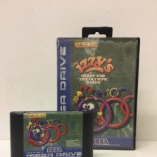 Videojuegos y Consolas: SEGA MEGA DRIVE - IZZY' S QUEST FOR THE OLYMPIC RINGS. Lote 243783750