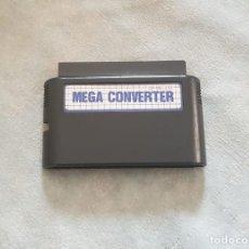 Videojuegos y Consolas: ADAPTADOR PARA JUGAR A CARTUCHOS NTSC EN MEGADRIVE PAL. Lote 243982860