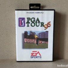 Videojuegos y Consolas: JUEGO SEGA MEGADRIVE MEGA DRIVE: PGA TOUR 96 --- COMPLETO.. Lote 244204565