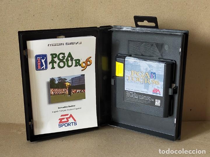 Videojuegos y Consolas: JUEGO SEGA MEGADRIVE MEGA DRIVE: PGA TOUR 96 --- COMPLETO. - Foto 2 - 244204565