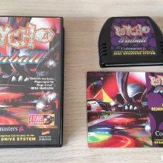 Videojuegos y Consolas: PSYCHO PINBALL MEGADRIVE. Lote 244490980