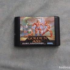 Videojuegos y Consolas: GOLDEN AXE. SEGA MEGADRIVE. PAL REPRO. Lote 244614675