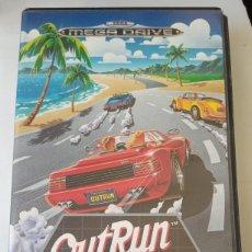 Videojuegos y Consolas: OUT RUN - SEGA MEGA DRIVE SIN MANUAL, PAL ESPAÑA. 1991. Lote 244897755