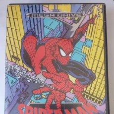 Videojuegos y Consolas: SPIDER-MAN - SEGA MEGA DRIVE. Lote 244900315