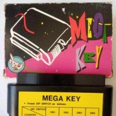 Videojuegos y Consolas: MEGA DRIVE MEGA KEY GENESIS ADAPTADOR CONVERSOR DE REALTEC. Lote 244942650