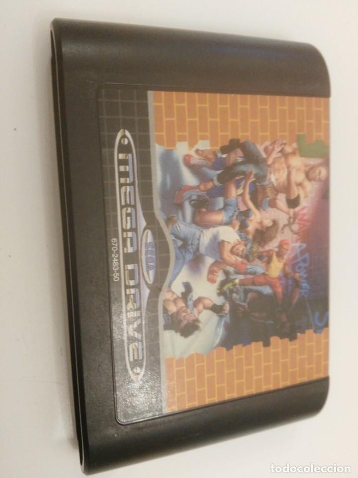 STREETS OF RAGE II MEGADRIVE - SOLO JUEGO (Juguetes - Videojuegos y Consolas - Sega - MegaDrive)