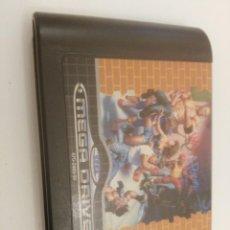 Videojuegos y Consolas: STREETS OF RAGE II MEGADRIVE - SOLO JUEGO. Lote 245121870
