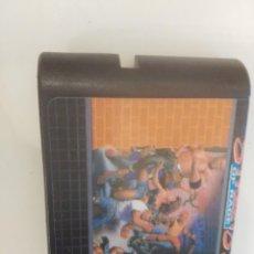 Videojuegos y Consolas: STREETS OF RAGE II MEGADRIVE - SOLO JUEGO - !OJO! EN LA CARATULA PONE (BARE KNUCKLE II). Lote 245124050