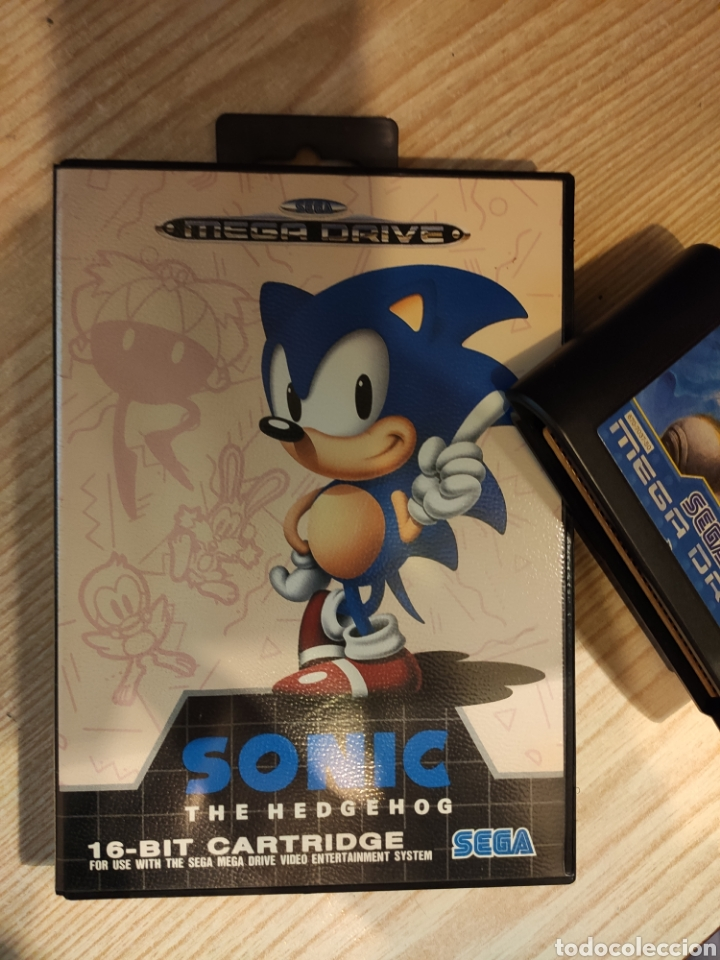 Videojuegos y Consolas: lote LIGHT CRUSADER en la caja del SONIC - juego SEGA MEGADRIVE mega drive - Foto 4 - 245171940
