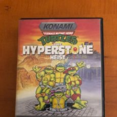 Videogiochi e Consoli: JUEGO TURTLES THE HIPERSTONE HEIST. Lote 245376585