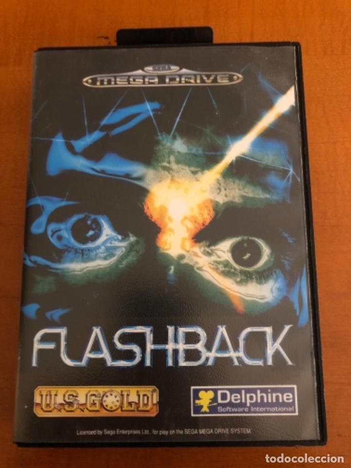 JUEGO MEGA DRIVE FLASHBACK (Juguetes - Videojuegos y Consolas - Sega - MegaDrive)