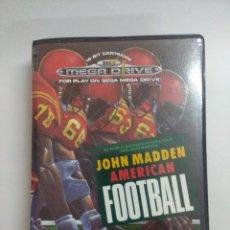 Videojuegos y Consolas: JUEGO SEGA MEGA DRIVE/JOHN MADDEN AMERICAN FOOTBALL.. Lote 245552300