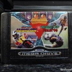 Videojuegos y Consolas: JUEGO DE MEGADRIVE MEGA GAMES 1. Lote 245973635