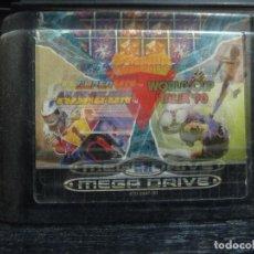 Videojuegos y Consolas: JUEGO DE MEGADRIVE MEGA GAMES 1. Lote 245973830