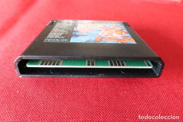 Videojuegos y Consolas: Juego Bubsy para Sega MegaDrive - Foto 3 - 247107930