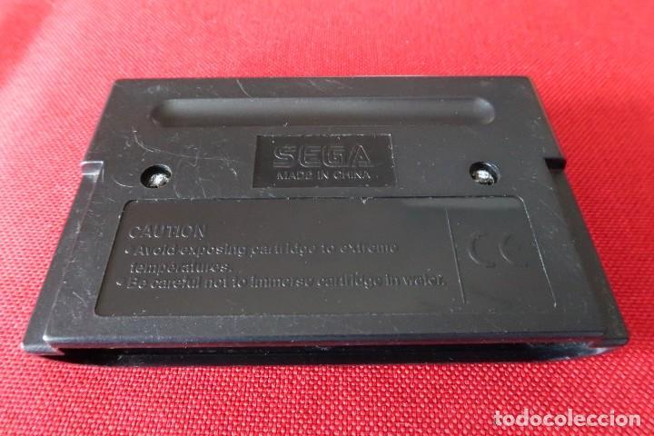 Videojuegos y Consolas: Juego Mega 6 Revenge of Shinobi con instrucciones para Sega MegaDrive - Foto 5 - 247112100