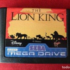 Videojuegos y Consolas: JUEGO THE LION KING PARA SEGA MEGADRIVE. Lote 247112880
