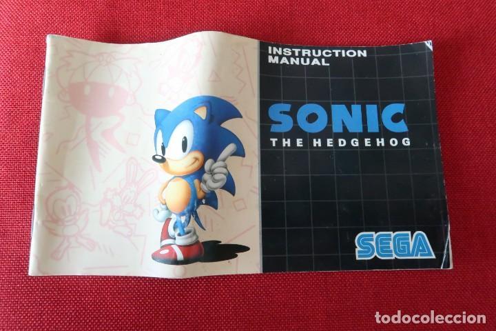 Videojuegos y Consolas: Juego Sonic The Hedgehog para Sega MegaDrive - Foto 6 - 247217340