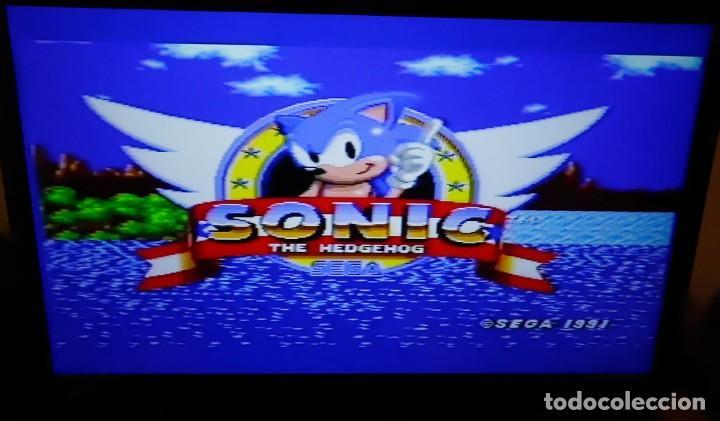 Videojuegos y Consolas: Juego Sonic The Hedgehog para Sega MegaDrive - Foto 8 - 247217340