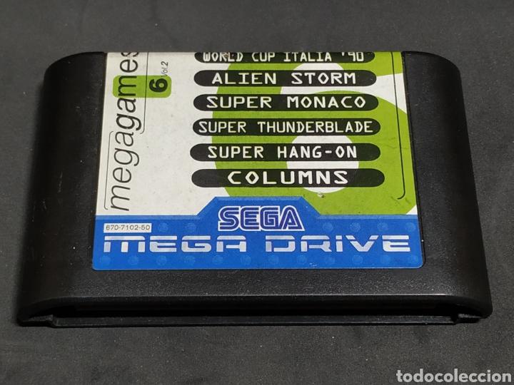 JUEGO SEGA MEGA DRIVE-MEGAGAMES 6 VOL 2- PAL (Juguetes - Videojuegos y Consolas - Sega - MegaDrive)
