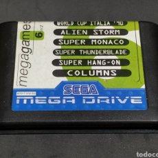 Videojuegos y Consolas: JUEGO SEGA MEGA DRIVE-MEGAGAMES 6 VOL 2- PAL. Lote 249531970