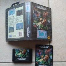 Videogiochi e Consoli: TOKI SEGA GENESIS COMPLETO. Lote 251697315