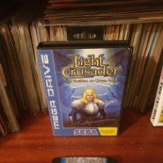 Videojuegos y Consolas: LIGHT CRUSADER / MEGADRIVE. Lote 255006585