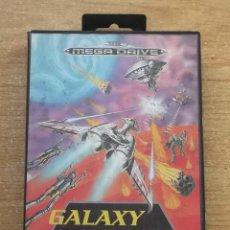 Videojuegos y Consolas: GALAXY FORCE 2 II MEGADRIVE PAL ESPAÑA. Lote 255400360