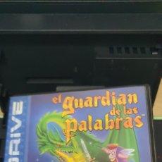 Videojuegos y Consolas: SEGA MEGADRIVE EL GUARDIAN DE LAS PALABRAS PAGEMASTER. Lote 255483845