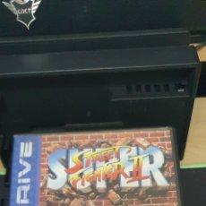 Videojuegos y Consolas: SEGA MEGADRIVE SUPER STREET FIGHTER II. Lote 255483970
