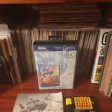 Videojuegos y Consolas: DESERT STRIKE / MEGADRIVE. Lote 255548015