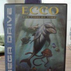 Videojuegos y Consolas: ECCO THE TIDES OF TIME PARA MEGADRIVE. Lote 259945125