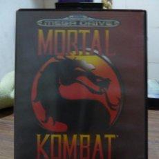 Videojuegos y Consolas: MORTAL KOMBAT PARA MEGADRIVE. Lote 259945755