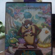 Jeux Vidéo et Consoles: TAZ-MANIA PARA MEGADRIVE. Lote 260096480