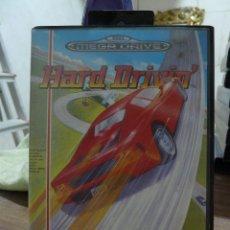 Videojuegos y Consolas: HARD DRIVIN PARA MEGADRIVE. Lote 260099930