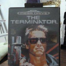 Videojuegos y Consolas: THE TERMINATOR PARA MEGADRIVE. Lote 260283475
