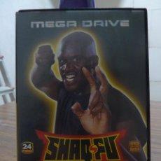 Videojuegos y Consolas: SHAQ-FU PARA MEGADRIVE. Lote 260284865