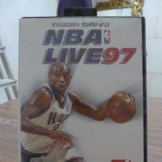 Videojuegos y Consolas: NBA LIVE 97 PARA MEGADRIVE. Lote 260285295