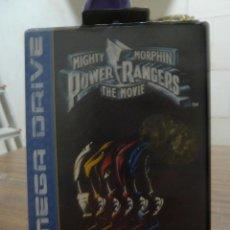 Videojuegos y Consolas: POWER RANGERS PARA MEGADRIVE. Lote 260288655