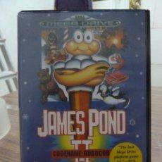 Videojuegos y Consolas: JAMES POND II PARA MEGADRIVE. Lote 260289030