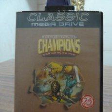 Videojuegos y Consolas: ETERNAL CHAMPIONS EDICION ESPECIAL COLECCIONISTAS PARA MEGADRIVE. Lote 260289510