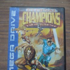 Videojuegos y Consolas: ETERNAL CHAMPIONS EDICION ESPECIAL COLECCIONISTAS PARA MEGADRIVE. Lote 261632595
